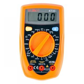 Multimetru digital KT33 KEMOT, MIE0213