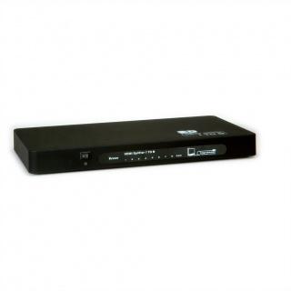 Multiplicator HDMI Full HD 8 porturi, Value 14.99.3507
