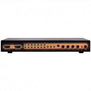 Video matrix HDMI 4K30Hz 6 x 2, Value 14.99.3579