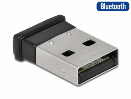 Adaptor USB Bluetooth 5.0 dual mode + EDR + BLE, Delock 61014