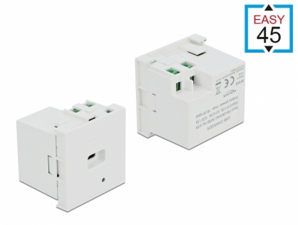 Modul Easy 45 de incarcare cu 1 x USB-C PD, Delock 81312