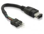 Cablu FireWire A la pinheader, Delock 82379