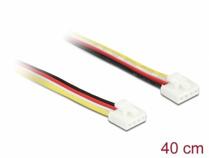 Cablu universal IOT Grove (placi Arduino) 4 pini T-T 40cm, Delock 86954