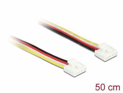 Cablu universal IOT Grove (placi Arduino) 4 pini T-T 50cm, Delock 86955
