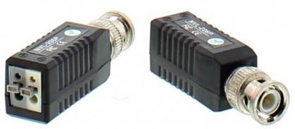Video balun HD cu clip pentru cablu UTP/FTP, BLN-HD-C03-WL