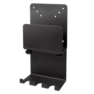 Suport mini PC cu organizator cabluri, Logilink BP0149