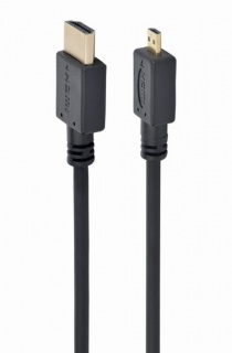 Cablu HDMI la micro HDMI-D 3m, Gembird CC-HDMID-10
