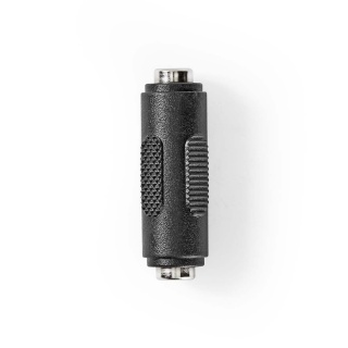 Adaptor de alimentare DC 5.5 x 2.1 mm M-M, Nedis CCTVCF60BK5