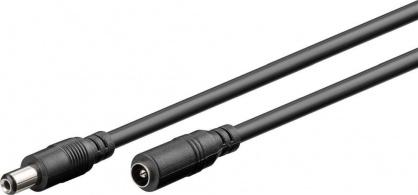 Cablu prelungitor de alimentare DC 5.5 x 2.1 mm T-M 10m, cn-08