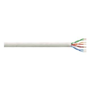 Rola cablu de retea UTP cat. 5e Gri 305m, Logilink CPV0015