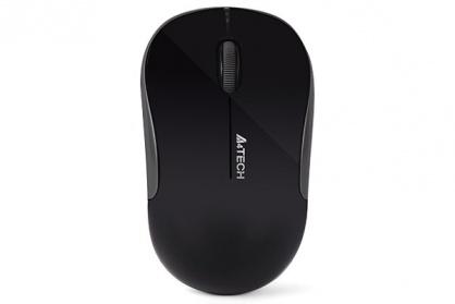 Mouse wireless optic A4Tech Negru, G3-300N-BK