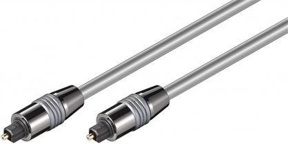 Cablu audio optic Toslink SPDIF 5m, Goobay G50571