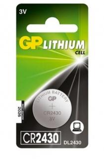 Baterie CR2025 3V, GP Batteries