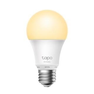 Bec Wi-Fi inteligent cu reglarea intensitatii luminii E27 8.7W, TP-LINK Tapo L510E