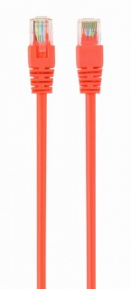 Cablu FTP Cat.5e 0.5m Orange, Gembird PP22-0.5M/O