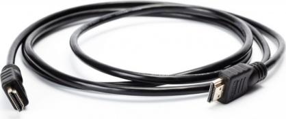 Cablu HDMI 4k@30Hz 1.8m Negru, Spacer SPC-HDMI-6