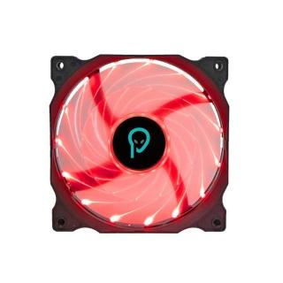 Ventilator carcasa Red Light 120mm, Spacer SPFC-120-4P-RD