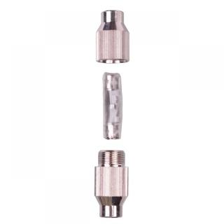 Conector metalic pentru prelungire cablu coaxial, ZLA0682