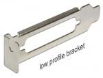 Slot Bracket low profile pentru SUB-D 25, Delock 89230