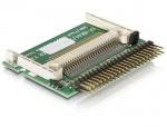 Card Reader IDE 44 pini T la Compact Flash, Delock 91655