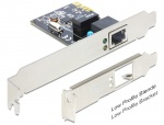 Placa PCI Express Card la 1 x Gigabit LAN, Delock 89357