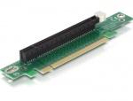 Riser card PCI Express x16 unghi 90 inserare stanga, Delock 89105