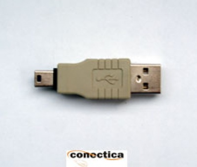 Adaptor USB A la mini USB-B Casio T-T